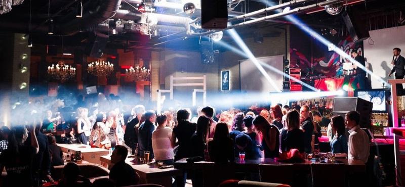 Ночной клуб в галерее краснодар приватное эротическое шоу
